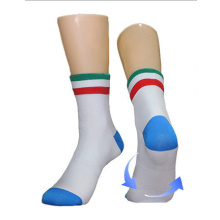 Großhandelskundenspezifische Radfahrensport-Mann-Socken