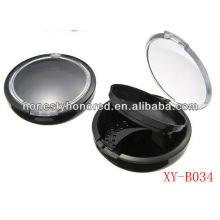 HOT Sales cosmetic packaging makeup eyeshadow pressed powder compact