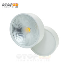 Downlight LED a montaggio superficiale da 18W regolabile