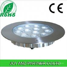 12W 24V luz asimétrica de la piscina subacuática del LED (JP948121-AS)