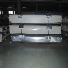 Bahan bangunan Warna Corrugated Galvanized Roof Sheet