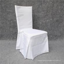 Оптовая Белая свадьба Ruffle Председатель Обложка (YC-858-03)