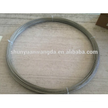 0.1 - 0.2mm vacuum electroplate WAL1 WAL2 tungsten wire