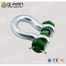Directly From Factory Lifting Carbon Steel US Type Bow Shackle