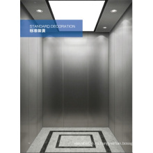 Пассажирский лифт Un-Victor C (D) с машинным залом