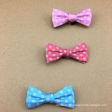 Kundenspezifische Dekorations-Polyester-Fliegen für Männer