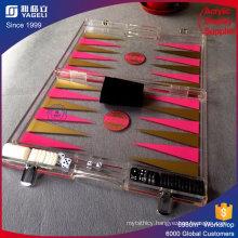 Acrylic Backgammon