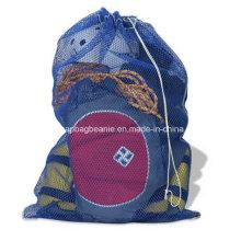 Nylon Draw String Backpack Bag