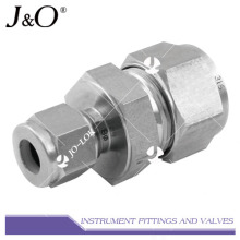Twin Ferule Reducing Stainless Steel Union Conector Pipe Fitting