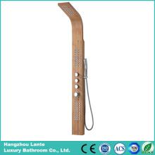 Panel de ducha de bambú de lujo del cuarto de baño (LT-M212)