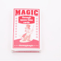 Kids Toy Stripper Deck Playing Cards Trucos de magia