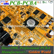 Melhor qualidade Electronics PCBA fabricante, montagem PCBA e fabricante de montagem de pcb