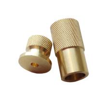 OEM cnc manufacturing custom brass knobs