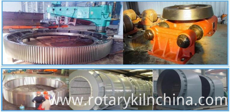 Factory Price Rotary Kiln