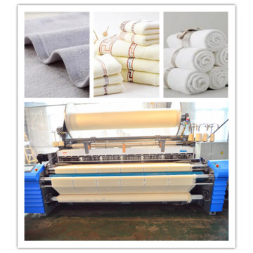 Elecjacquard Cam Shedding Hotel Cotton Towel Making Air Jet Machine for Textile