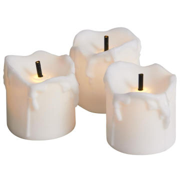 LED Tealight Candle Wedding Centerpieces Candle Party