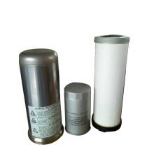 Pièces de filtre de compresseur d'Hitachi Séparateur d'huile d'air de logement d'air