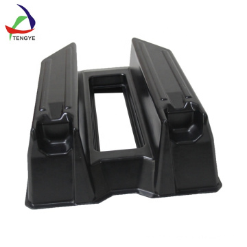 Large thickness vacuum forming plastic bait boat tooling