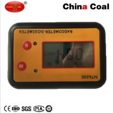Precio de fábrica Alta precisión Nt6200 Electrónico personal Radiómetro Dosímetro