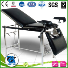 Gynecological bed