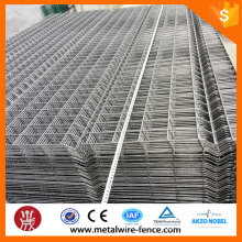 China supplier green powder painting welded wire fence mesh