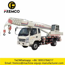 KAMA TRUCK 12Ton with Mounted Crane