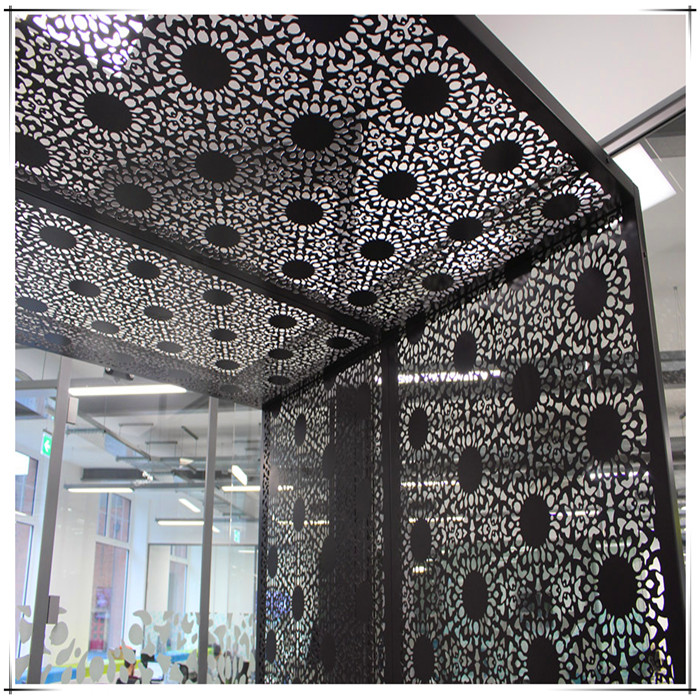 laser cut screens