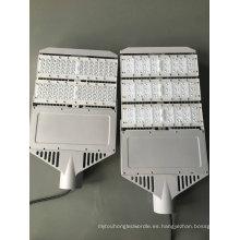 Alumbrado público al aire libre de la luz LED de la trayectoria del camino de la lámpara del camino de 100W CREE / Samsung / Philips