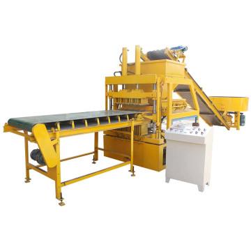 moules de bloc d'argile de verrouillage d'introduction automatique faisant la machine