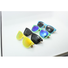 Süßigkeit Farbe Hölzerne Sonnenbrille (JN0001HQ)
