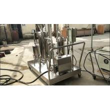 Cartucho de filtro de microdiafragma fluido para laboratorio médico / cartucho de filtro