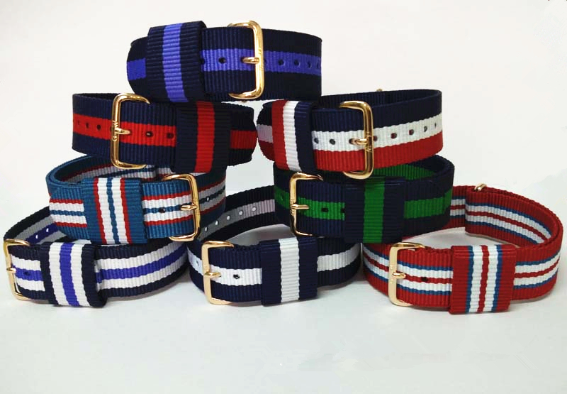 Nylon Watch Straps