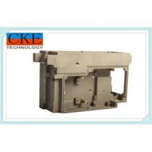 Drilling Copper CNC Machined Parts / Precision CNC Machinin