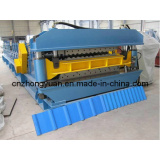 Double Layer Roll Forming Machine (ZYYX 25-205-1025 & ZYYX18-76-988)