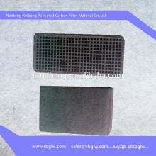 O bom preço do OEM ativou o filtro em caixa de ar ativado do filtro em caixa do carbono