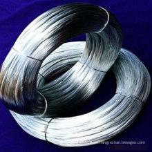 Alambre galvanizado CALIENTE CALIENTE del hierro del precio bajo de la venta caliente para la unión (fabricante)