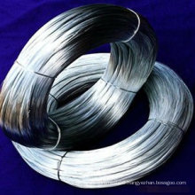 Hot sale low price HOT DIPPED Galvanized iron wire for binding (manufacturer)