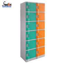 Waterproof ABS plastic swimming and beach used changing locker