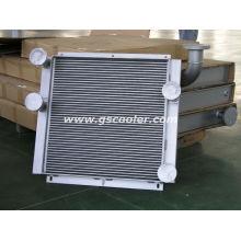 Refrigeradores de aceite del aire de la barra de la placa para el Comressor (AOC065)