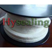 PTFE / Teflon com óleo embalado trançado lubrificado,