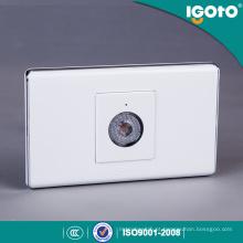 Interruptor de parede de luz de sensor de som de estilo estilo americano
