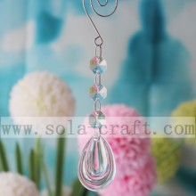 20 Years manufacturer for Beaded Prism Trimming Plastic Crystals Chandelier Lamp Pendants For Decoration supply to Brunei Darussalam Factories