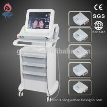 5 in 1 high intensity focused ultrasound/hifu therapeutic system/hifu skin care machine TM-FU2.0