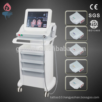 Anti-wrinkle type high frequency operation system Hifu skin lifting Salon Machine