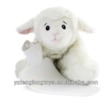 China Wholesale Hot Water Bottle Plush Sheep Cover