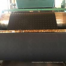 anti slip checker plate rubber floor mat