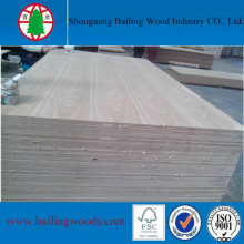 Low Price Ash Veneer MDF for Decoration