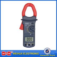 Высокое напряжение токоизмерительные клещи DT201F с измерением частоты