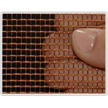 Латунная сплетенная проволочная сетка из медного материала