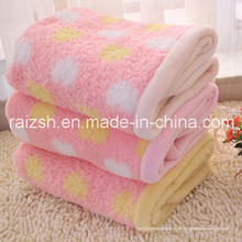 Startseite Essential Coral Fleece Double Thick Decke